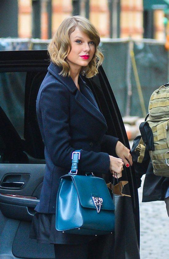 Hakerzy zagrozili publikacją NAGICH fotek Taylor Swift