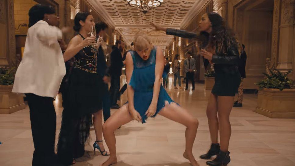 Taylor Swift dopuściła się plagiatu!