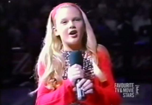 Taylor Swift była GE-NIA-LNYM dzieckiem (VIDEO)
