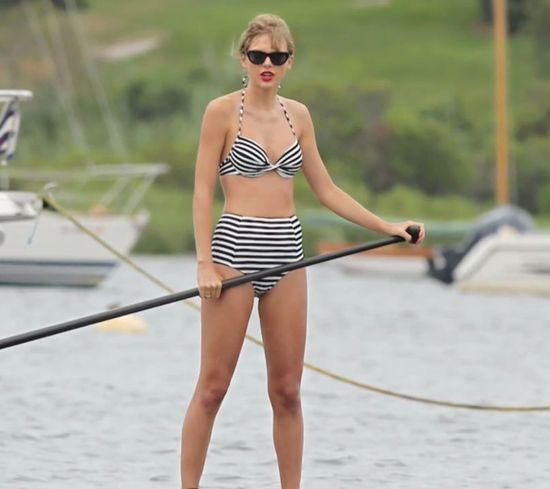 Taylor Swift zawsze maluje usta? (FOTO+VIDEO)