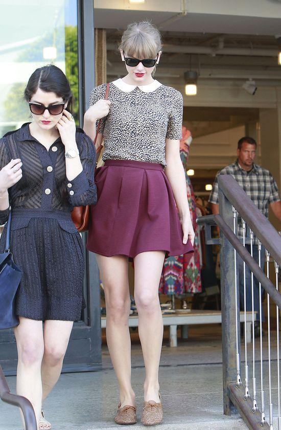 Zakupowa terapia Taylor Swift