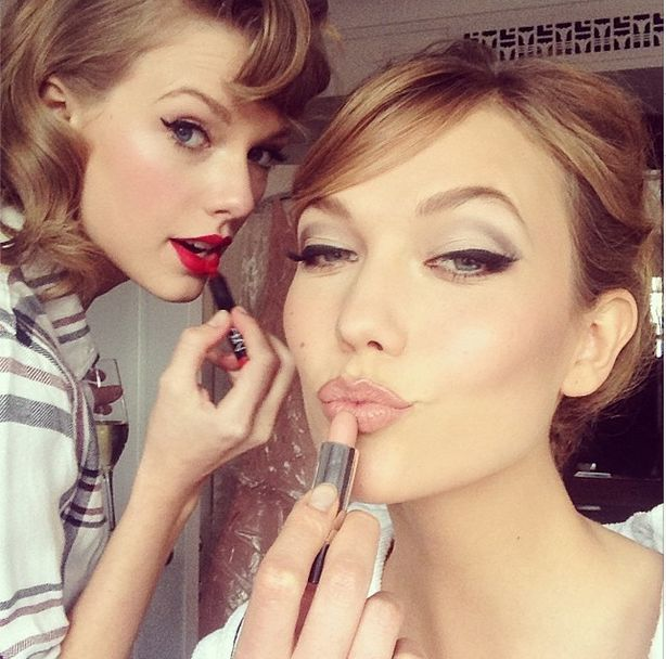 Co powiecie na Taylor Swift bez makijażu? (FOTO)