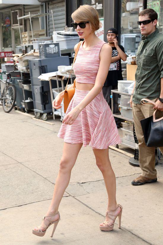 Taylor Swift przesadza z dietą i treningami? (FOTO)
