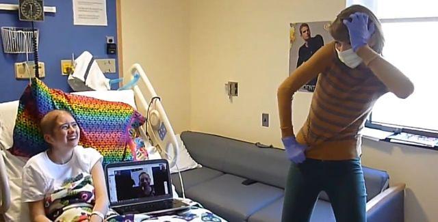 Taylor Swift pokazuje, że ma dobre serce (VIDEO)