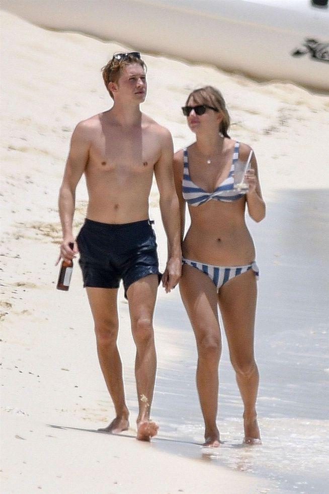 Taylor Swift i Joe Alwyn zachowali się DZIWNIE po rozdaniu Złotych Globów