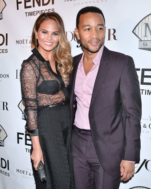 Ka�dy facet chcia�by mie� tak� �on� jak Chrissy Teigen