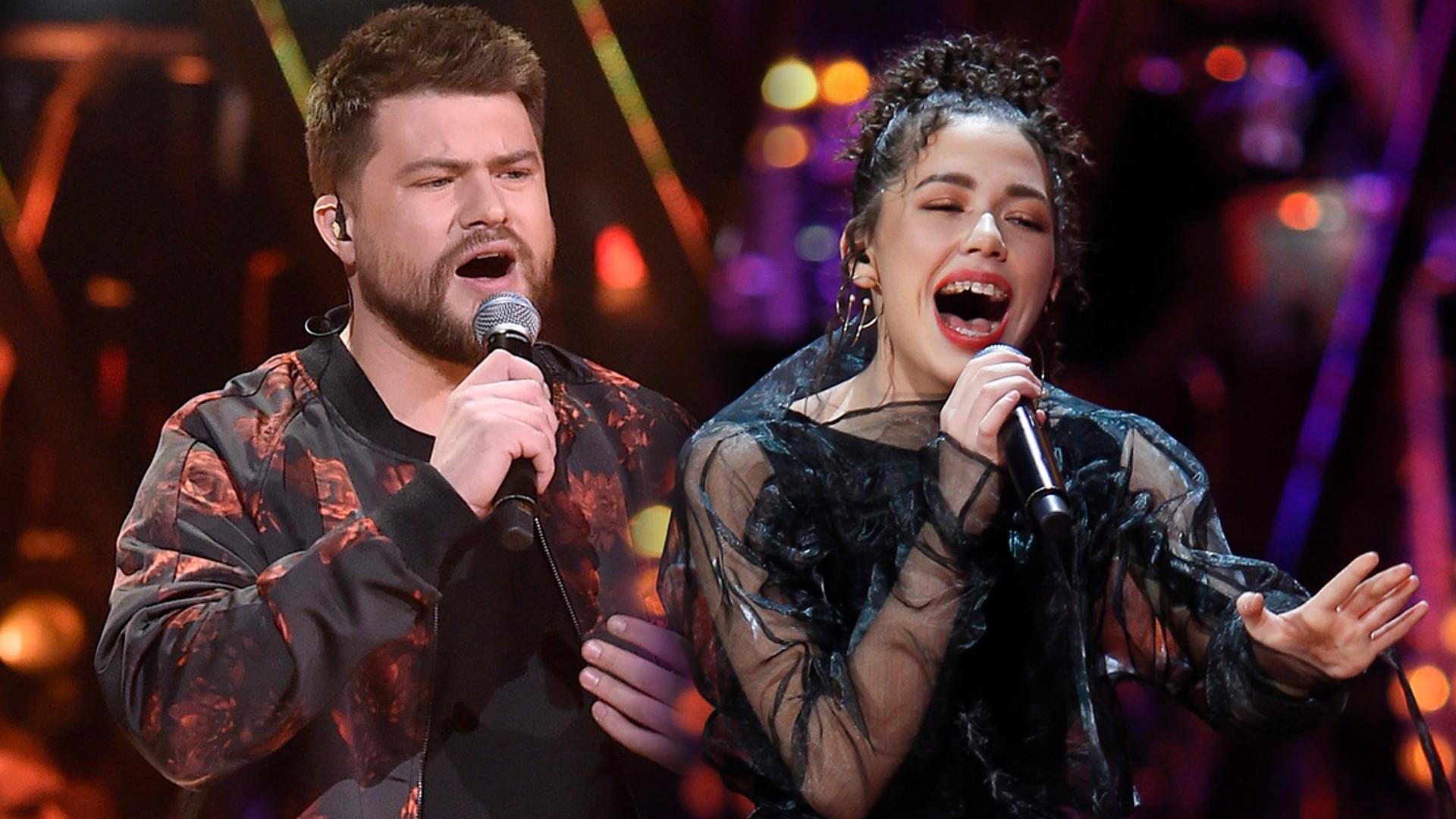 Natalia Zastępa i Marcin Sójka w ścisłym finale The Voice – kto WYGRAŁ?