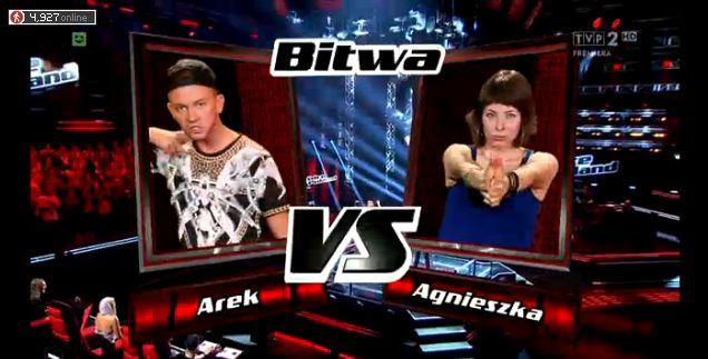 Tego w The Voice of Poland nikt by się nie spodziewał