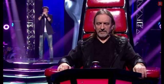 Półfinalista Idola w The Voice of Poland (VIDEO)