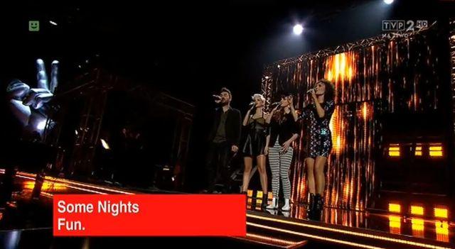 Na żywo w The Voice of Poland znaczy z playbacku? (VIDEO)