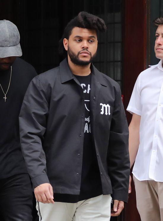 Selena Gomez The Weeknd walentynkowa randka