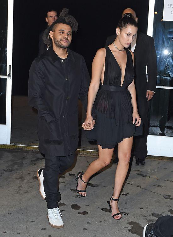 Weeknd, ch�opak Belli Hadid, zdradza, kiedy straci� cnot�