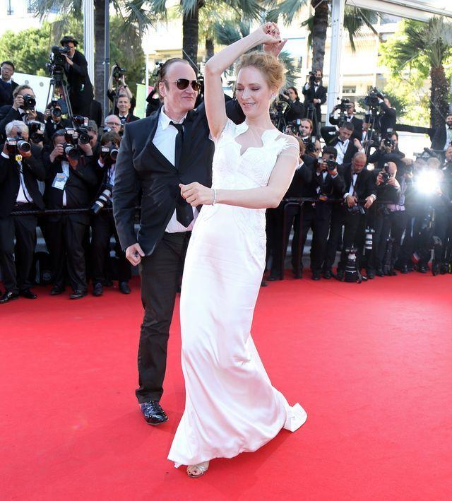 Uma Thurman i Quentin Tarantino mają romans?