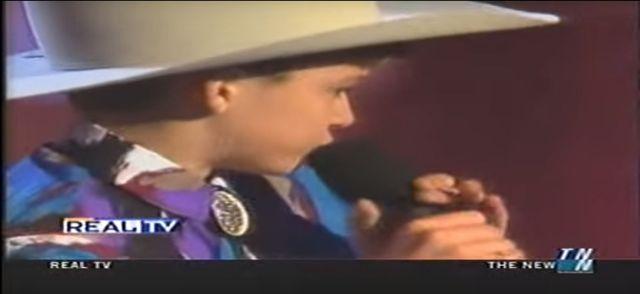 Wow! 11-letni Justin Timberlake daje czadu na scenie (VIDEO)