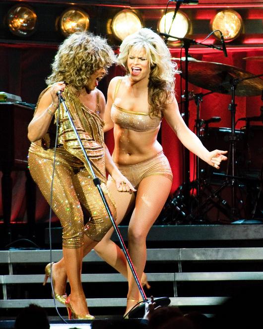 Tina Turner nie chce być Amerykanką