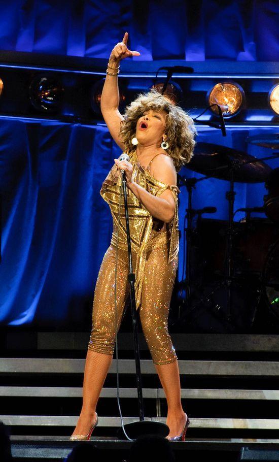 Tina Turner miała wylew?!
