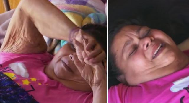 SZOK! Zerwała szwy po operacji wycinania nadmiaru skóry, bo uprawiała seks