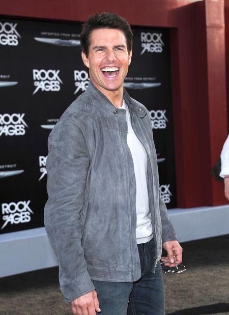 Dlaczego Tom Cruise nie ma zmarszczek?