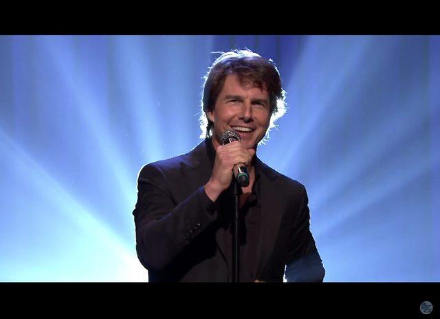 WOW! Tom Cruise zmienia wizerunek? [VIDEO]