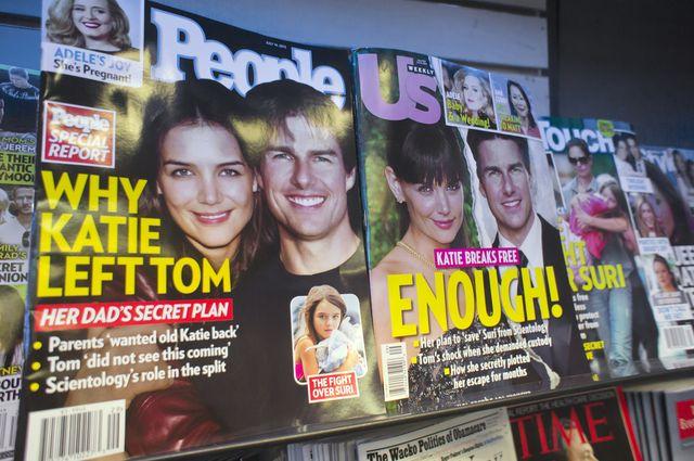 Tom Cruise odchodzi od scjentologów?