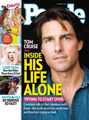 Czy tęsknota Toma Cruise`a jest autentyczna?