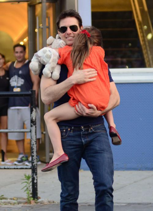 Tom Cruise pozywa za nazwanie go złym ojcem