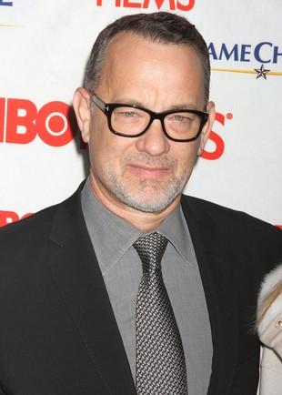Tom Hanks to równy gość (FOTO)
