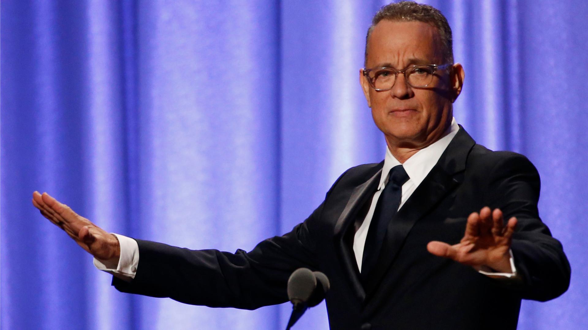 Tom Hanks ma już Malucha, teraz szuka Syrenki dla polskiego szpitala