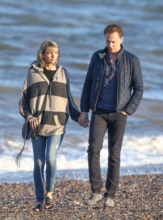 Tom Hiddleston został zapytany o związek z Tylor Swift. Co odpowiedział?