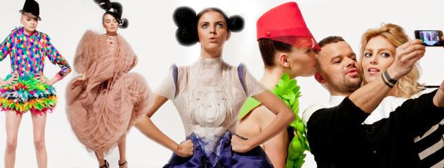 Dziś w Top Model pierwsza sesja haute couture