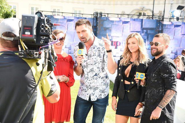 Krupa, Sokołowska, Woliński i Tyszka na castingu do Top Model (FOTO)