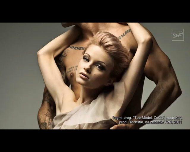 Wiktoria Driuk by�a w Top Model, pozowa�a dla Playboya