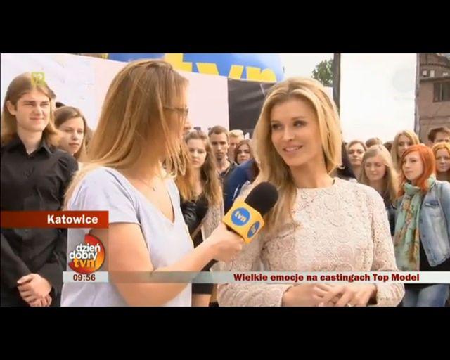 Krupa w Katowicach, to znaczy że ruszył Top Model (FOTO)