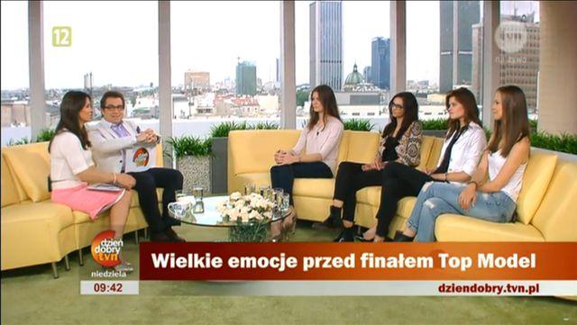 Kompleksy finalistek Top Model (WIDEO)