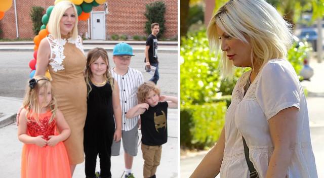 Tori Spelling zdradziła płeć piątego dziecka