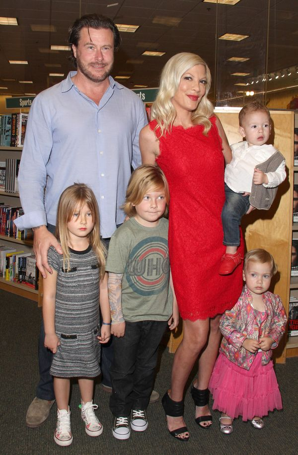 Mąż Tori Spelling jednak leczy się z seksoholizmu?