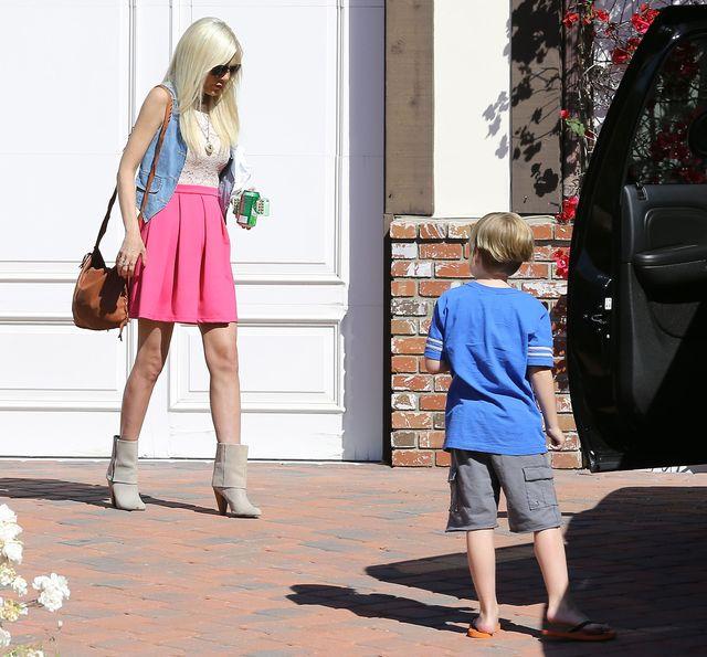 Tak wyglądają nogi matki czworga dzieci (FOTO)