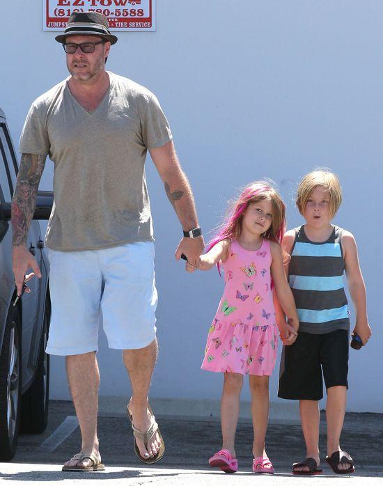 Rodzinna sielanka w wydaniu Tori Spelling (FOTO)