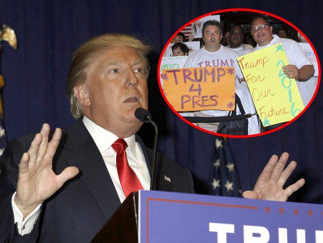 Donald Trump piąty raz startuje w wyborach prezydenckich