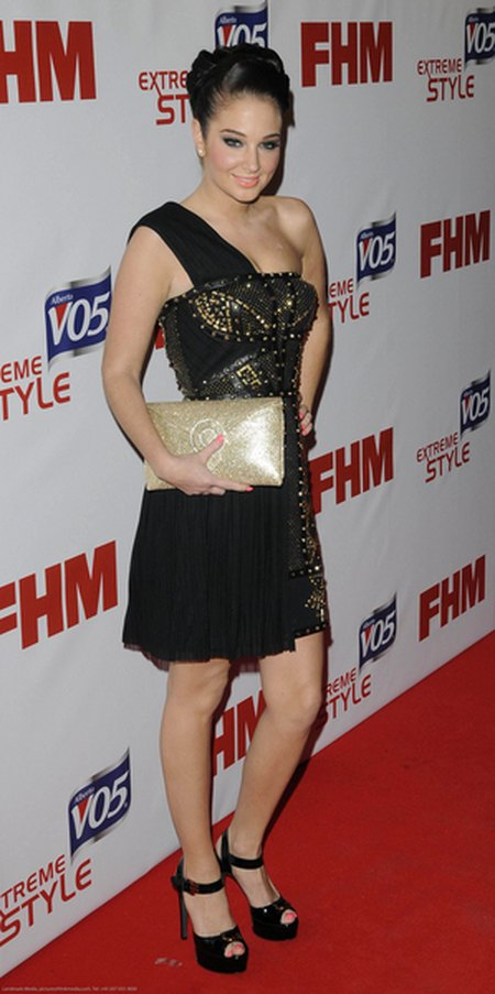 Zbliżenie na najseksowniejszą kobietę według FHM (FOTO)