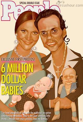 Czy tak wyglądają dzieci Jennifer Lopez?