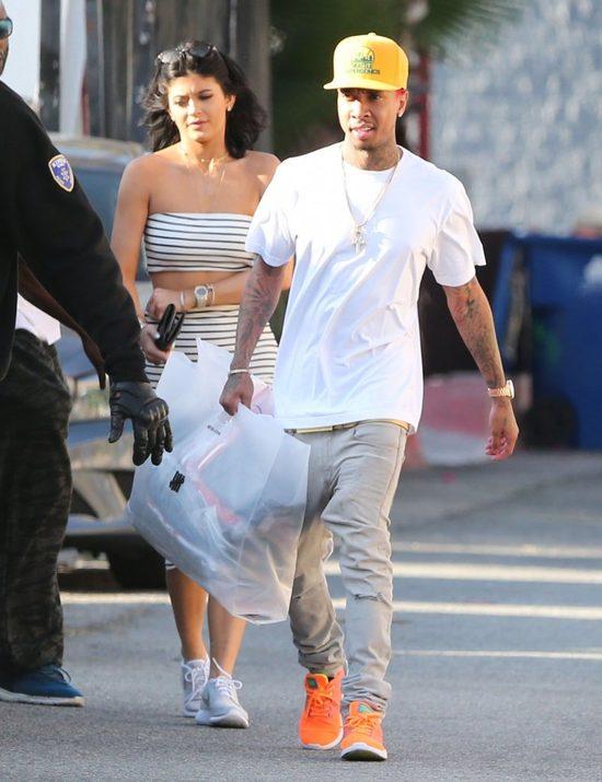 Blac Chyna wbiła szpilę w kształtną pupę Kylie Jenner