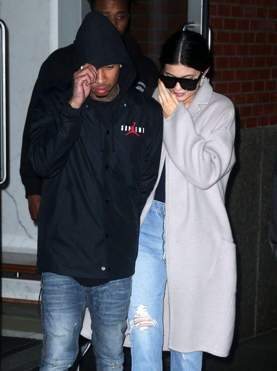Tyga przerywa milczenie po rozstaniu z Kylie Jenner