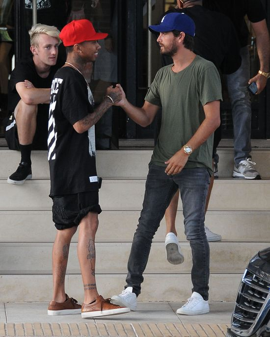 Kylie Jenner wścieknie się na Tygę za te zdjęcia? (FOTO)