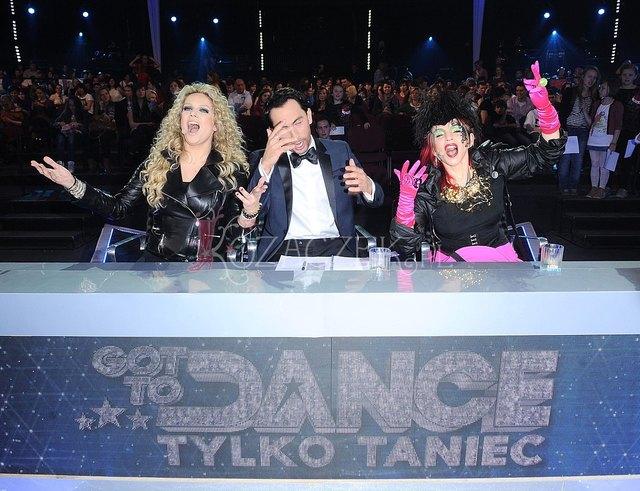 Galeria zdjęć z 1. półfinału Tylko taniec (FOTO)