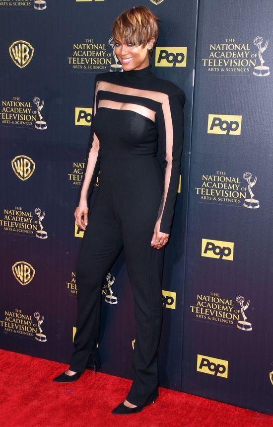 Tyra Banks bardzo chciała wyglądać dobrze (FOTO)