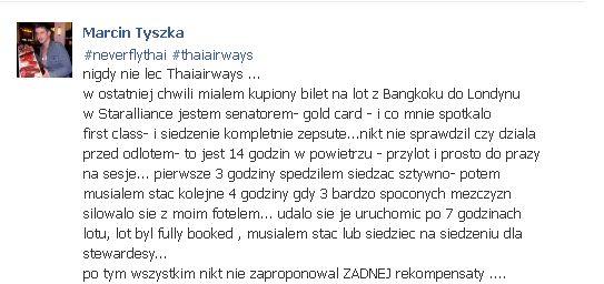 Na tym fotelu Marcin Tyszka przeżył chwile GROZY!