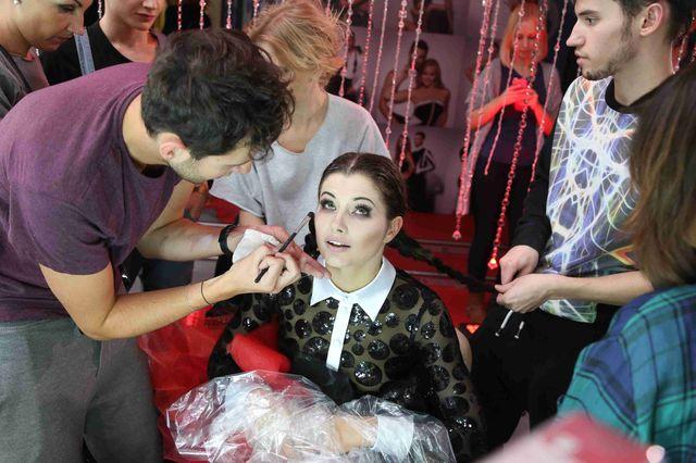 Tak powstawały makijaże halloweenowego odcinka TzG (FOTO)