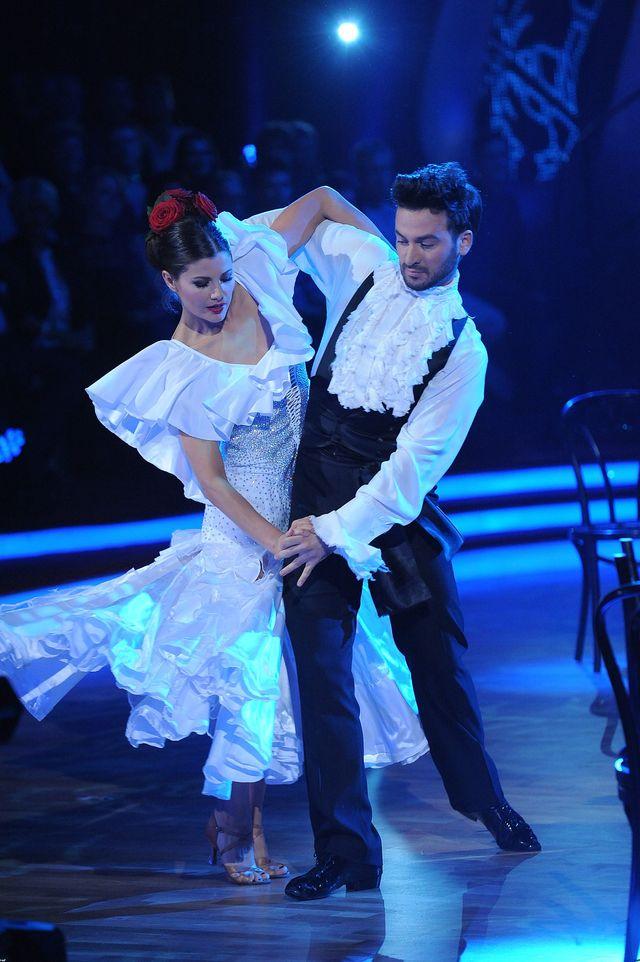 Tak Sienkiewicz cieszy się z wygranej w Tańcu z gwiazdami