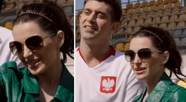 BOMBA! Anna i Robert Lewandowscy w Uchu Prezesa (VIDEO)